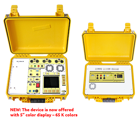 EE-120A-3_500V Portable Three-phase Phantom Load