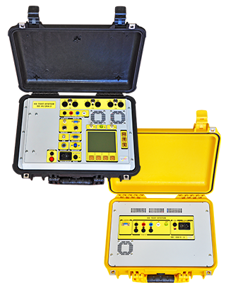 GOLD MINER TEST SYSTEM CT TESTER, CIRCUIT ANALYZER & METER